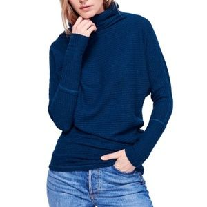 Free People Sweaters - WE THE FREE x Free People Kitty Thermal Turtleneck